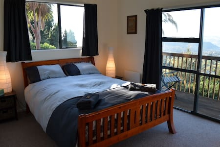 'Amazing View' at Ranginui Retreat - Dunedin - Bed & Breakfast
