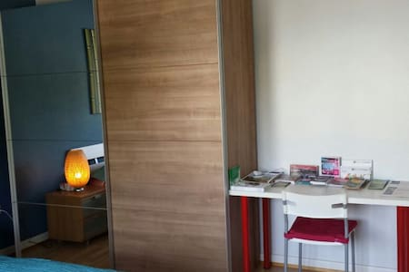 Spacious room close to city centre - Luxemburg City - House