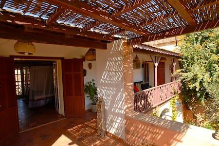Chambre - Villa Castel à Gorée - Dakar - Bed & Breakfast