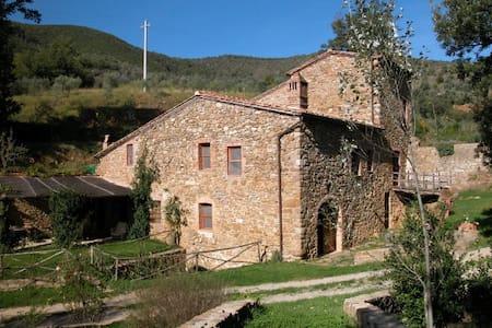 MOLINO DI SANT'ANTIMO - Villa
