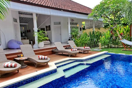 Villa@Seminyak, 5 min walk to beach