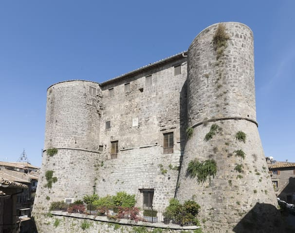 The Castle of Ronciglione - Castle