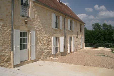Belle demeure bourguignonne - Merry-sur-Yonne - Rumah