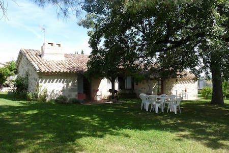 Maison de charme en petite toscane - Saint-Créac, Gers