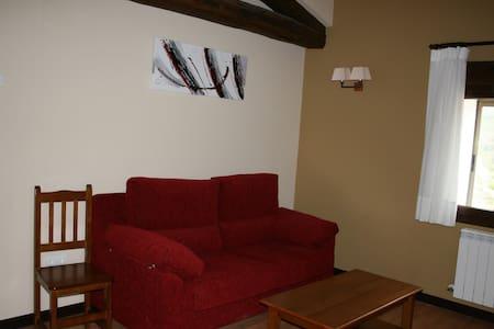Hotel San Millán Habitación Indiv 1 - Oncala