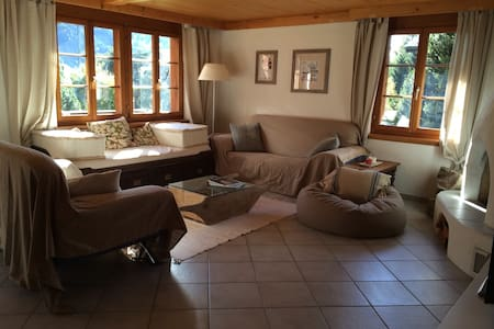 Beautiful apartment in Rougemont - Rougemont - Apartment