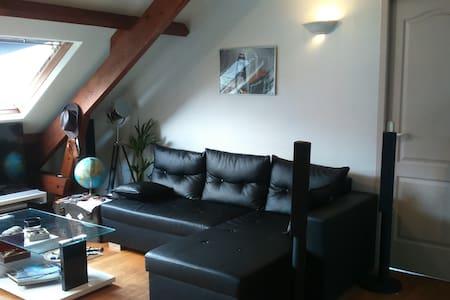 Appartement St-Lô départ tour de France et pas que - Leilighet