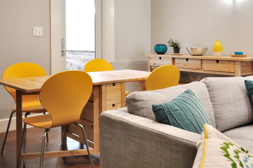 Beautiful Bernal Heights Apartment