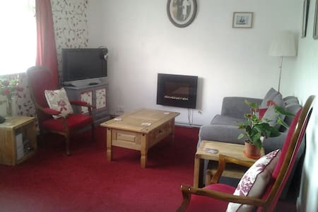 Spacious1BD GF flat Fareham/Parking - Apartamento