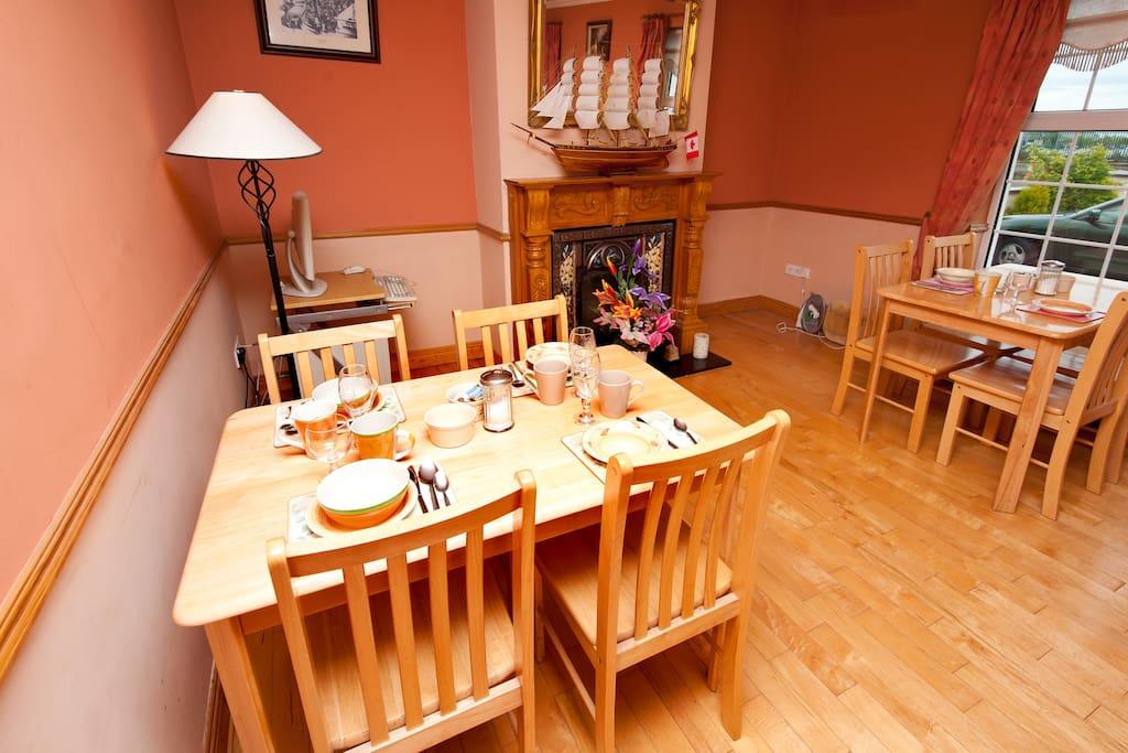 Cloghranguesthouse B&B, Quad Room