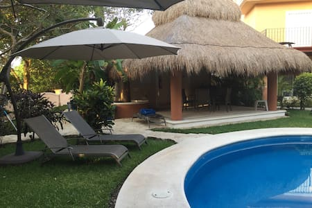 King Size en Villa de lujo junto al mar - Playa del Carmen - Bed & Breakfast