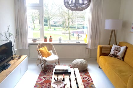 Just renovated bright apartment! - Amsterdam - Daire
