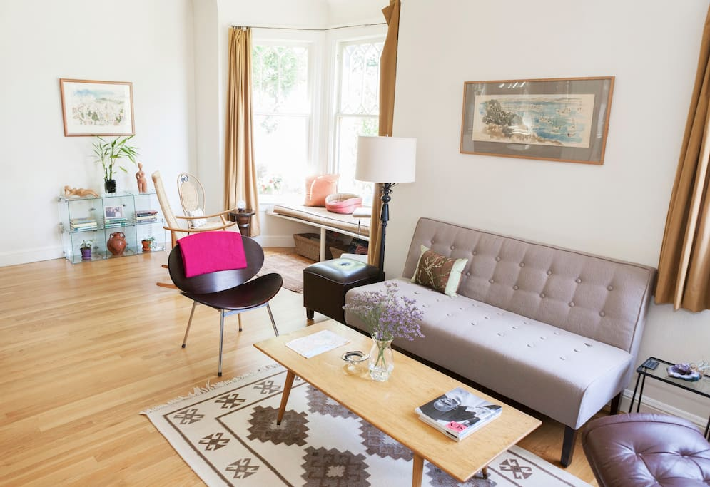 Sabbatical Home in Cole Valley