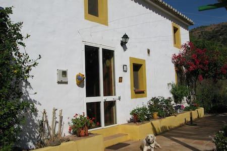 Rural bedroom in Malaga - Hus