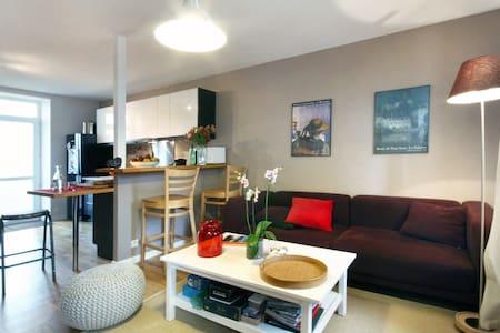 Charmante maison / jardin Bretagne - Casa