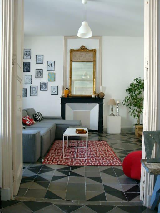 espace et confort chez alex appartements louer narbonne. Black Bedroom Furniture Sets. Home Design Ideas