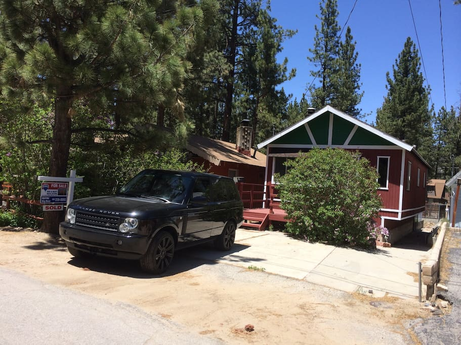 Big Bear Cabin Near Slopes Lake Cabins For Rent In Big