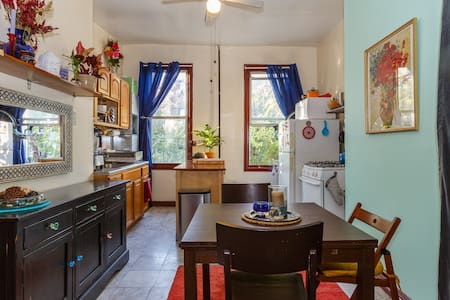 Cozy Private Room in Hip Bushwick