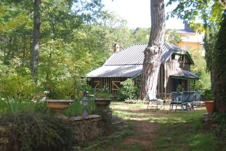 Chalet nel parco nazionale Sila - Blockhütte