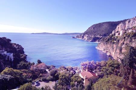 MontecarloLuxury Apartment Sea View - Cap-d'Ail
