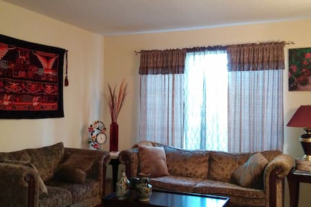 Private room in comfortableTH - Townhouse