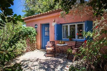 charming pink villa in  olive grove - Villa