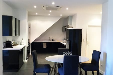 150 m² Fully Furnished Loft - Lille