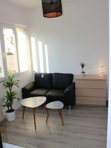 Studio neuf, proche PARIS (12min) et ENGHIEN - Deuil-la-Barre