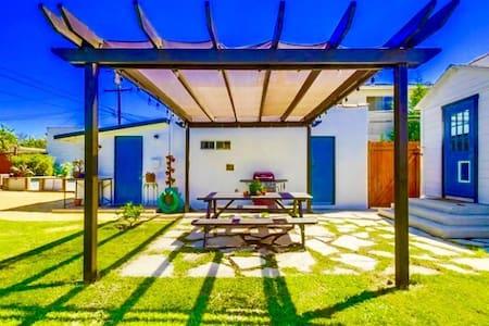 """Sunny Long Beach Retreat """"Garden House"""" - Long Beach - Rumah Tamu"""