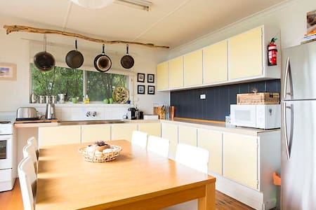 Bruny Island 'Alkira' Homely Stay - Haus