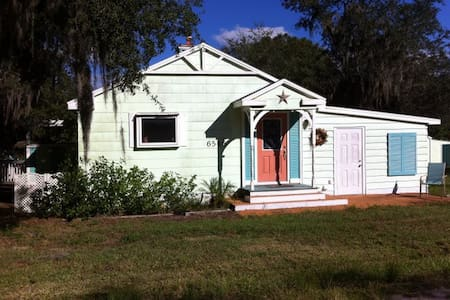 Florida Cottage Hideaway - Lake Wales - House