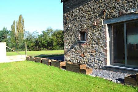 Beau gîte 2 chambres près de Mons, - Saint-Ghislain - Casa