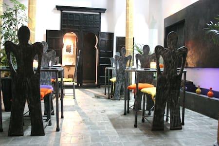 Riad Charm Azemmour  - Haus
