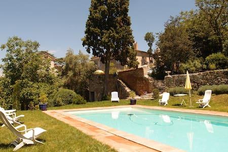 Charmant Mas avec piscine  - Huis