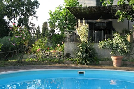 Villa with Pool near Florence - House
