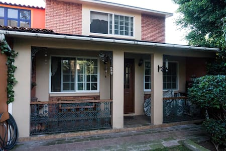The garden Cottage - Naucalpan - Rumah