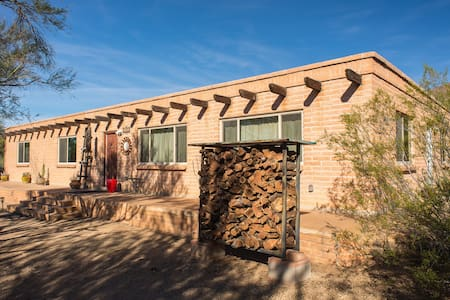 3J Ranch, Tucson, Arizona - House