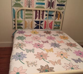 Beautiful Butterfly Room - Irvington - Maison