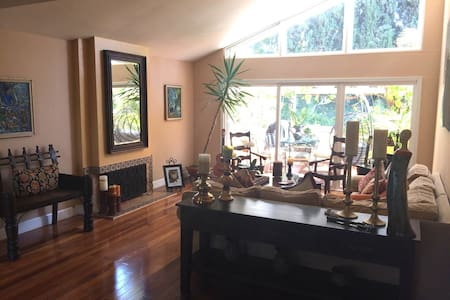 Comfy Cozy Room for Business and Travel - Mission Viejo - House