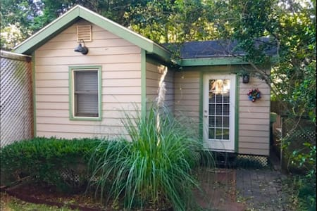 Historic Downtown Cottage - New Bern - Pension