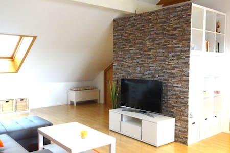 Moderne Dachterrassenwohnung mit tollem Ausblick - Apartment