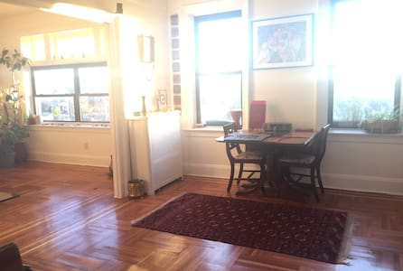 Manhattan is close - Jersey City - Apartment