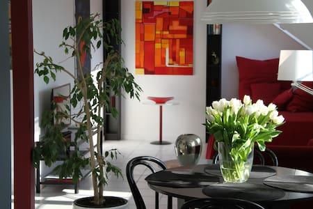 Angela & Maurizio - Wohnung M - 55 qm - Kerpen - Apartamento