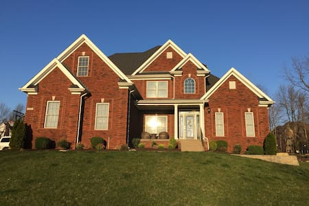 Last minute Gorgeous Home for Derby - Crestwood