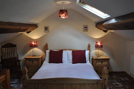Hafren Cottage at Wye View - Llangurig
