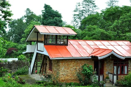Yangsum Heritage Farm- Mud and Stone Cottage - Szoba reggelivel