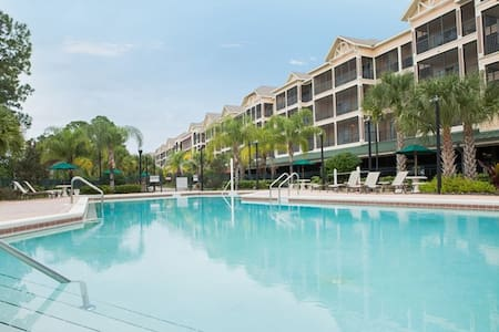 Palisades Resort - Luxury Condo 3B - Winter Garden - Apartamento