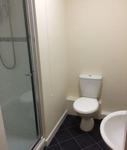 Spacious Room with Private Bathroom Near City - Sheffield - Lejlighed