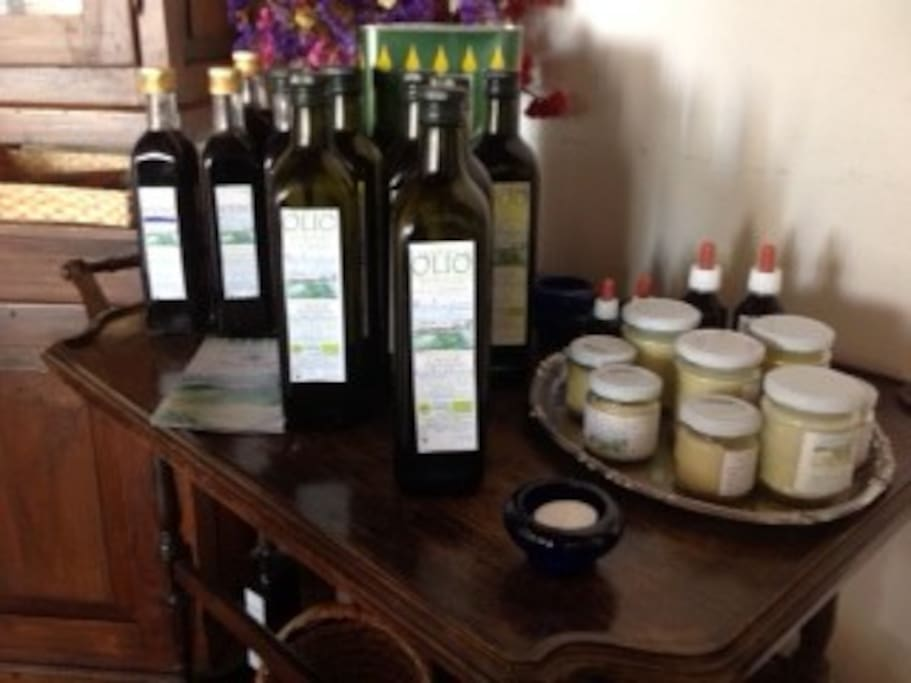 Our organic products
