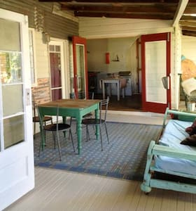 potters cottage - Bangalow - Apartament